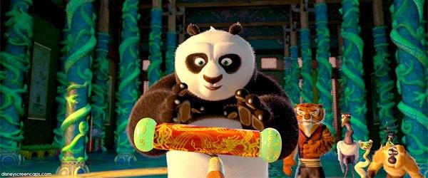 Kung Fu Panda © DreamWorks Animation