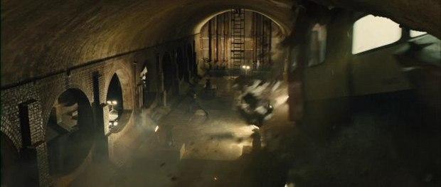 Bond Gets a CG Komodo Dragon for 'Skyfall'   Animation World Network