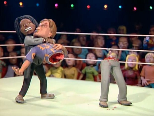 Celebrity Deathmatch: Those Nagging Questions Finally ...