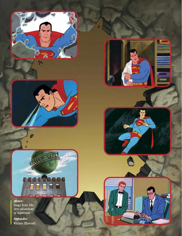 The superhero that saved Filmation. The New Adventures of Superman.