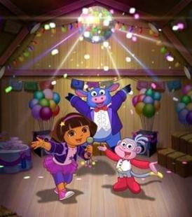 Dora Rocks!' Primetime Special Premieres Jan  14 | Animation