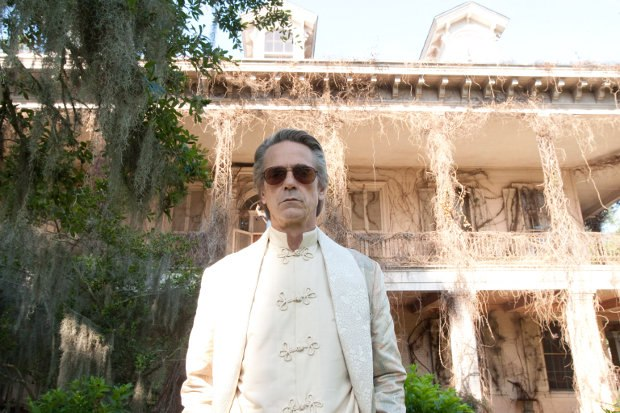 Jeremy Irons as Macon Ravenwood in Alcon Entertainment's supernatural love story Beautiful Creatures, a Warner Bros. Pictures release. Image © 2013 Alcon Entertainment, LLC.