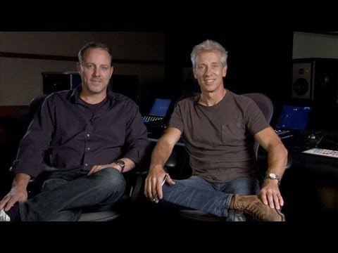 Dreamworks Animation's Chris Sanders and Kirk DeMicco