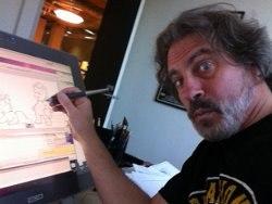 David Silverman,Oscar-nominated director of