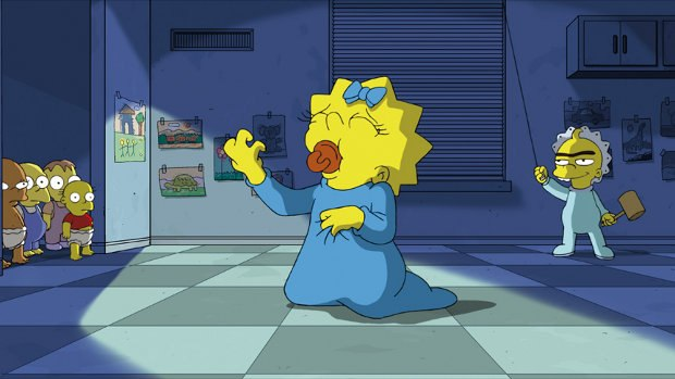 "David Silverman Talks Maggie Simpson in ""The Longest Daycare"""
