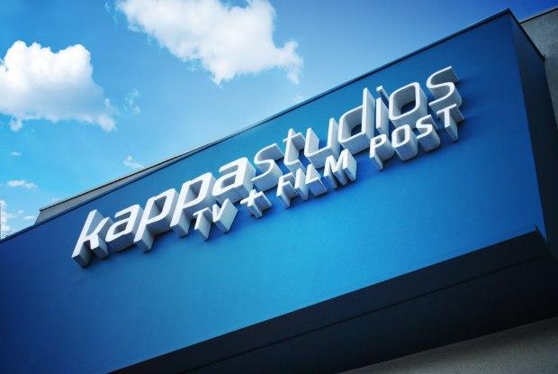 Kappa Studios in Burbank, California.