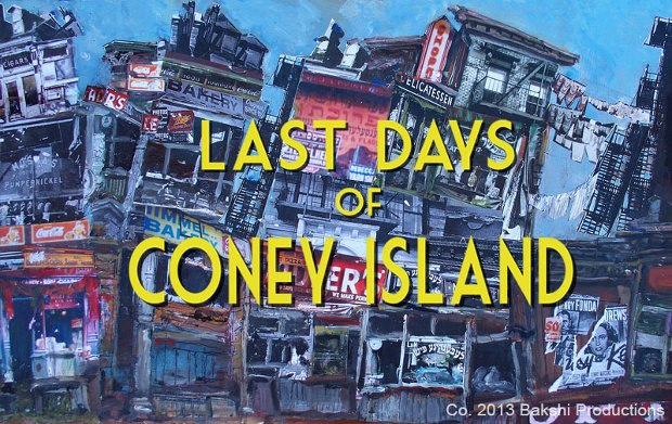 Last Days of Coney Island.