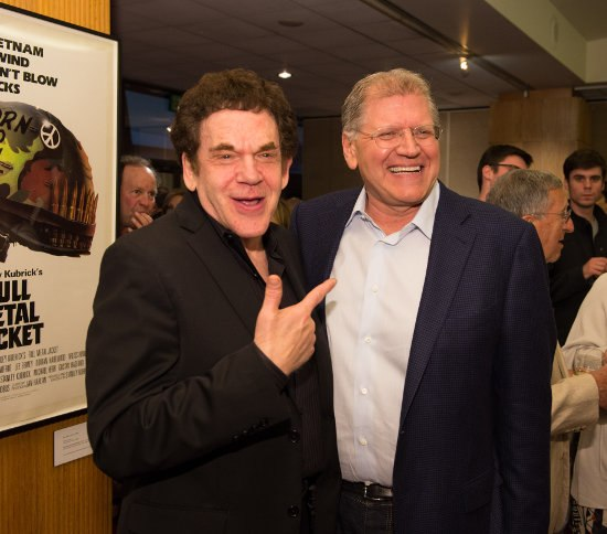 Pictured (from left to right): Voice Actor Charles Fleischer and Oscar® winning Director Robert Zemeckis. Image credit: Matt Petit / ©A.M.P.A.S.