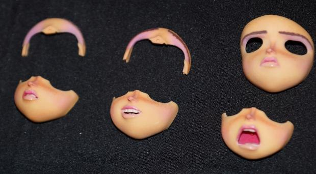 Printed face replacements fromParaNorman.