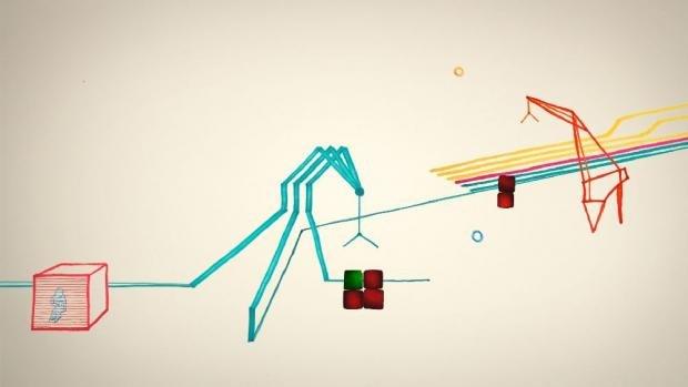 Pinball (Image courtesy Stuttgart Festival of Animated Film)