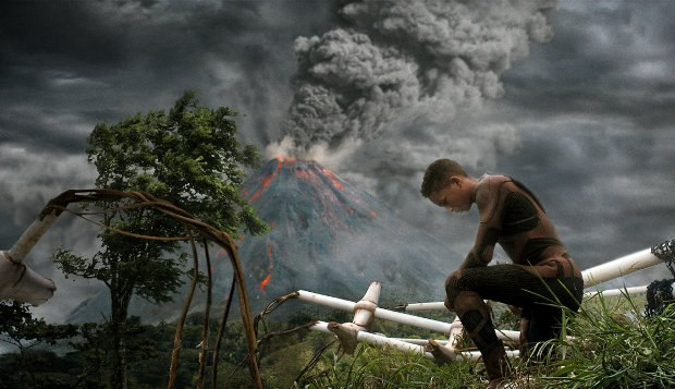 After Earth. Image © 2012 Columbia Pictures Industries, Inc. All Rights Reserved.