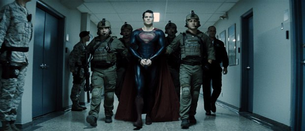 Man of Steel. Photo courtesy of Warner Bros. Pictures.