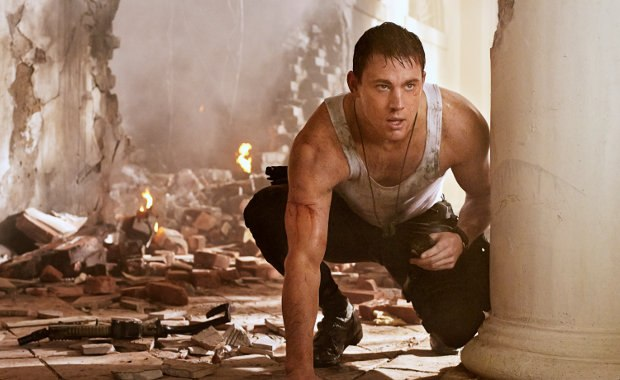 White House Down. Image © 2013 Columbia Pictures.