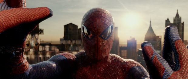 The Amazing Spider-Man. Image © 2012 Columbia TriStar Marketing Group, Inc. All Rights Reserved.