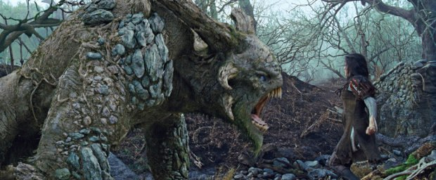 The troll sequence from Snow White and the Huntsman. Image © 2012 Universal Studios.