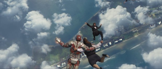 Building A Better Iron Man 3 Animation World Network