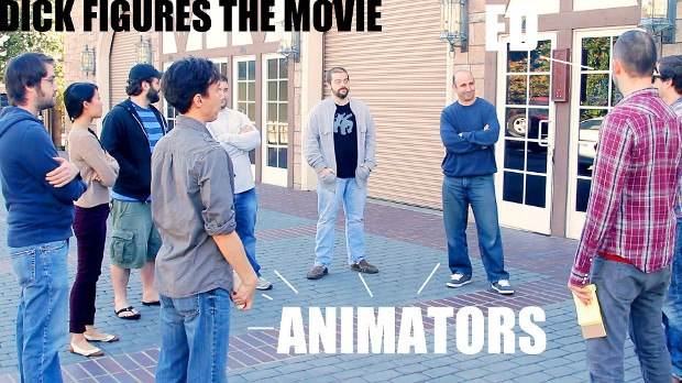 The animation team.