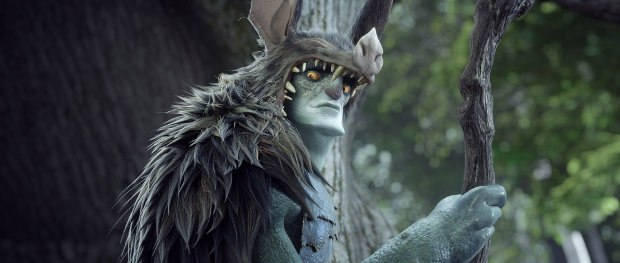 Mandrake is the leader of the Boggins, who aim to spread decay and destroy the forest.