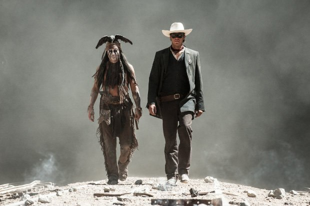 The Lone Ranger. Image © Disney Enterprises, Inc. and Jerry Bruckheimer Inc. All Rights Reserved.