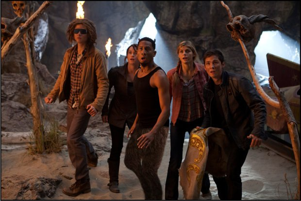 Sea of Monsters. Image TM and © 2013 Twentieth Century Fox Film Corporation. All rights reserved.