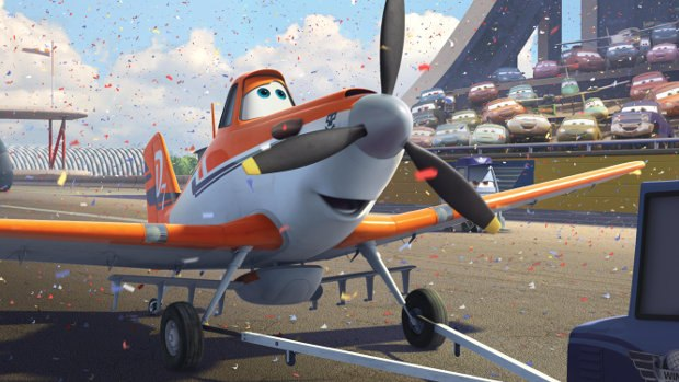 Planes. Image © 2013 Disney Enterprises, Inc. All Rights Reserved.