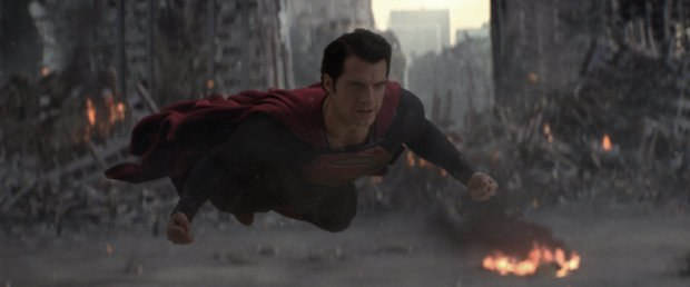 Man of Steel. Image © 2013 Warner Bros. Entertainment Inc. and Legendary Pictures Funding, LLC.