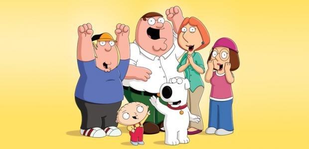 Family Guy.