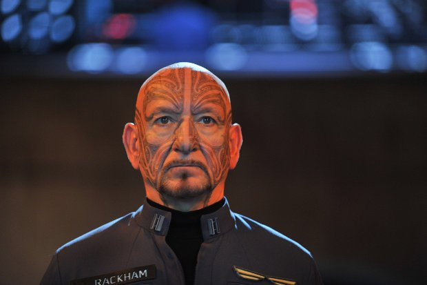 Ender's Game. Image © 2013 Summit Entertainment, LLC. All Rights Reserved.