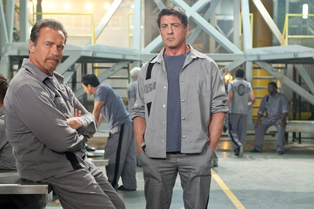 Escape Plan. Image © 2013 Summit Entertainment, LLC. All rights reserved.