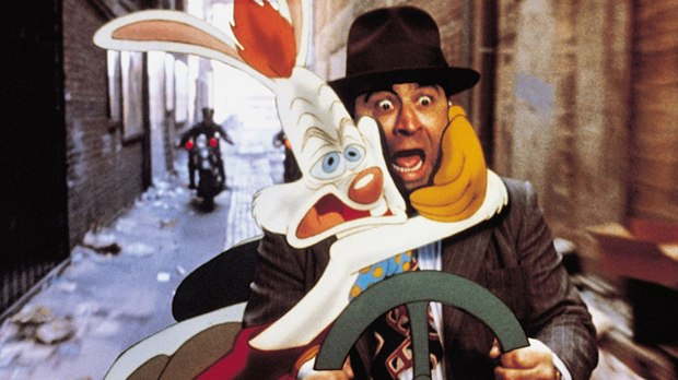 Who Framed Roger Rabbit. Image © Touchstone Pictures and Amblin Ent. Inc.