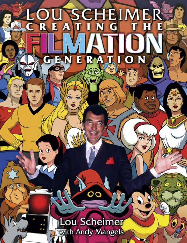 'Lou Scheimer: Creating the Filmation Generation'
