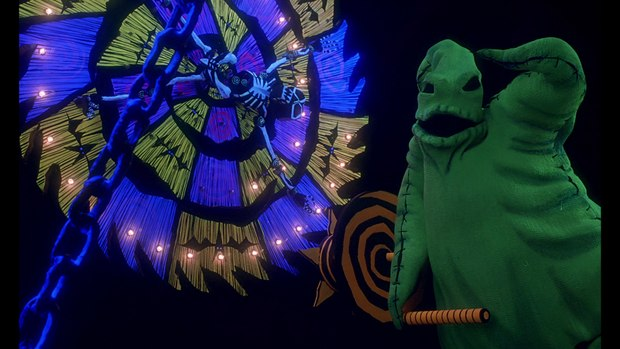 Nightmare's casino-loving creep, Oogie Boogie.