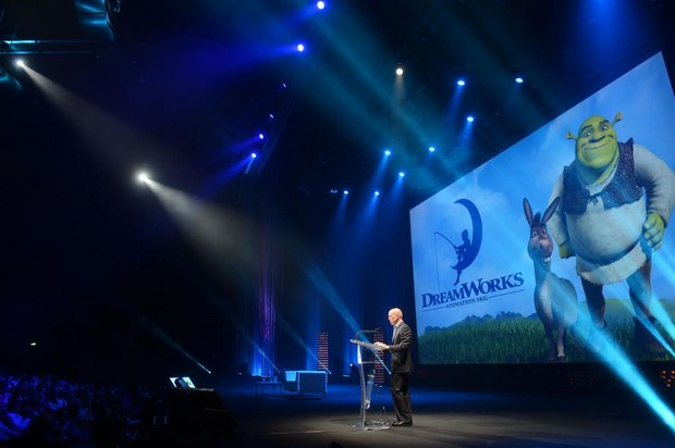 "According to DreamWorks CEO Jeffrey Katzenberg during his talk at MIPCOM 2013, ""mobile and digital will prove to be an asset, and not a threat to traditional television."""