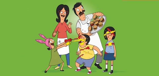The Belcher Family at play. All images except where noted copyright © 2013 FOX Broadcasting Company.