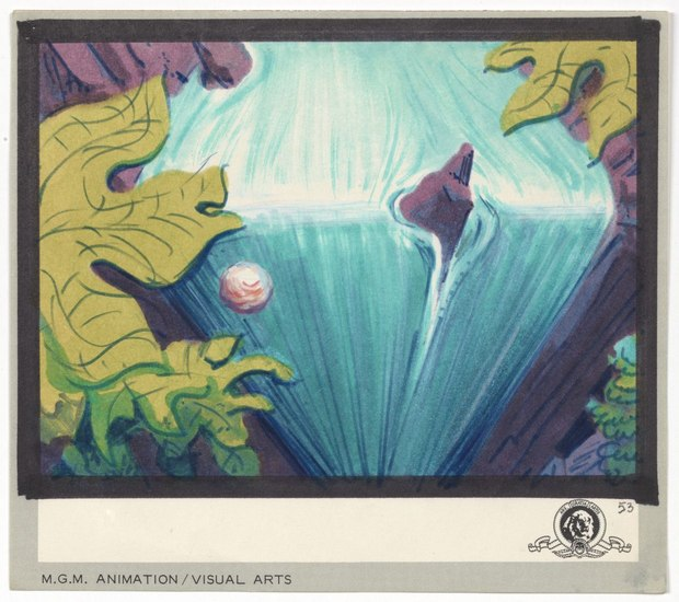 The world of Horton Hears a Who! was inspired in part by Maurice's many trips to Hawaii.