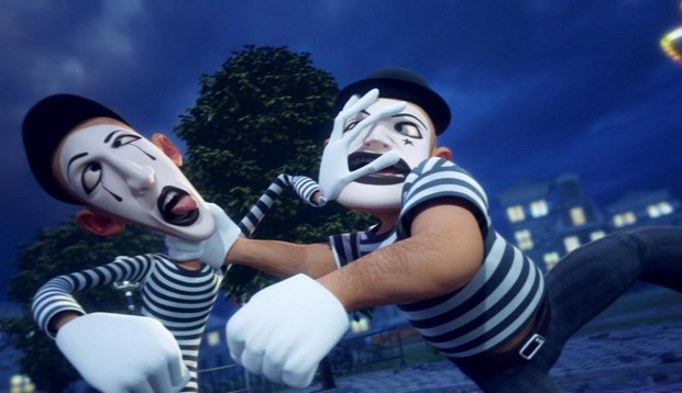 'Forever Mime'