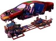Chrysler has been using SGI technology to design cars. © Chrysler.