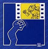 Cartoombria Festival Poster '97