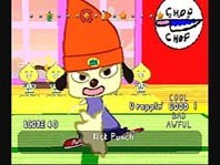 Parappa the Rapper. © Sony Computer Entertainment.