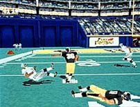 NFL Gameday `98. © Sony Computer Entertainment of America.