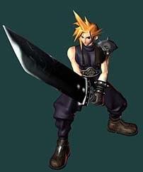 Final Fantasy VII. © Square Soft.