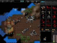 Brisbane company Auran has an international hit with Dark Reign, a real-time strategy game published worldwide by Activision. © Auran.