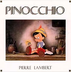 The anticipated English edition of Pierre Lambert's book Pinnochio, will be released by Hyperion Publishing on December 11.
