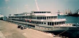 The KROK ship,