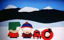 South Park, created by Trey Parker and Matt Stone. © Comedy Central.