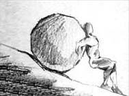Sisyphus(1992), a short film directed by Vladimir Stanec.