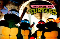 The comic book property Teenage Mutant Ninja Turtles became a phenomenonal merchandising success when it was adapted into an animated series.