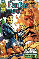 Fantastic Four is now being developed into an animated series.