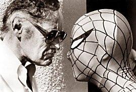 Spider-Man faces his creator.