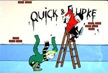 Quick et Flupke. © Casterman.
